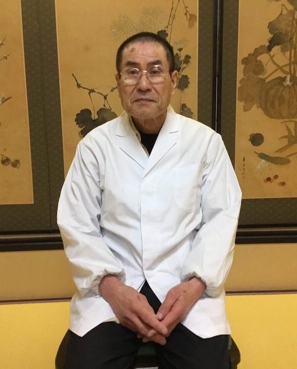 総料理長 渡辺 義昭